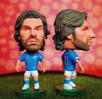 Italy national football team star doll & little figurine football player 21 # Andrea Pirlo