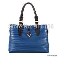 2014 new handbag Korean version of the influx of three laminated shoulder bag large bag hand diagonal package