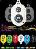 2014 new style Wireless Bluetooth Shutter mini camera self-timer 10m Distance  for iPhone 4 5 5s 5c samsung Galaxy S4 I9500