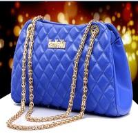 New 2014  genuine leather sheepskin women's bag cross body women messenger bags