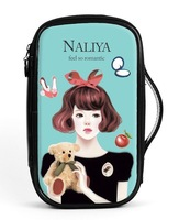 NEW Naliya Beautiful Makeup Cosmetic Container Pouch Handbag Holder Bag mix style
