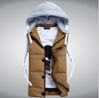 CD-41 new 2014 Lover women and men autumn winter vest waistcoat women sleeveless coat vests desigual fashion veste