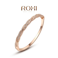 Roxi fashion jewelry austria crystal pilotaxitic starlight rose gold bracelet  2050017605A