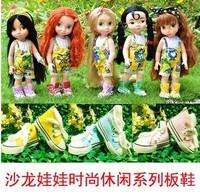 "fashion shoes for Princess Snow White frozen elsa Ariel Animators' Collection 16"" Toddler Doll's"