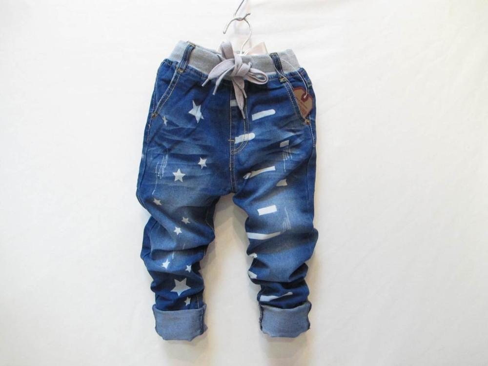 джинсы для детей оптом