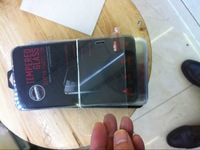 Super quaity 0.33m cell phone Tempered Glass Screen Protector for smasung, for iphone cell phone