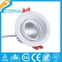 newest design quality high power dimmable 8w cob led downlight with 3years warranty