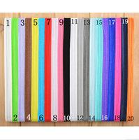 Wholesale Kids Baby Elastic Headband Girls 1.5cm Hair Band Free Shipping