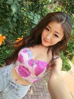 014 Brand Sexy Clubwear Tank Tops Harajuku Short Design Punk printed Bustier Crop Top T-shirt Women Camisole Top for Women C131