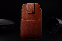 Free Shipping with credit card bag Leather Phone Pouch Bags Cases For thl t5 t5s cell phone Accessories