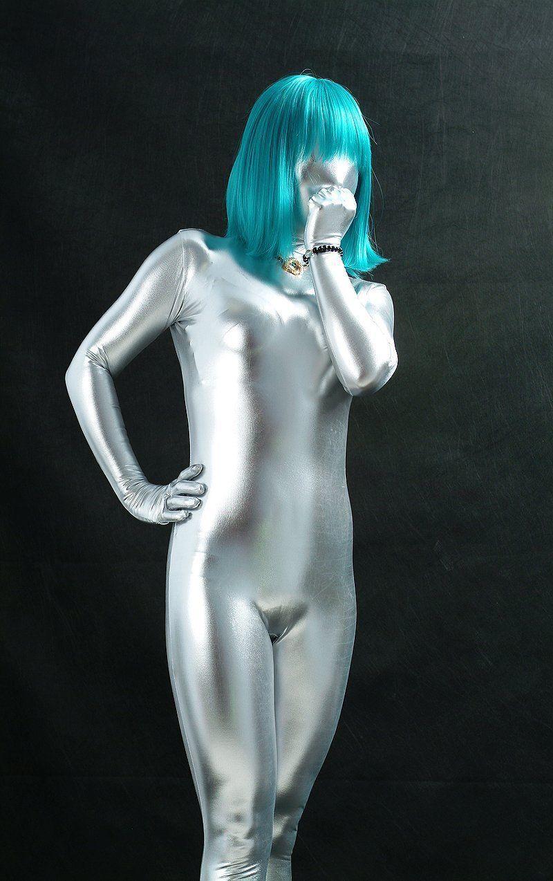 Skin Color Bodysuit Second Skin Full Bodysuit