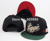 2014 Adjustable Hip Hop BIGGIE Sport Brand Snapback Caps Snap back Baseball Caps basketball Hats for men hip pop CAP top quality