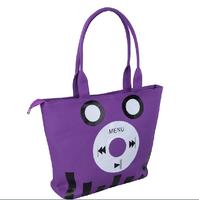 New MekakuCity Actors Kagerou Project Handbags Kido Cos Canvas shoulder bag Free Shipping