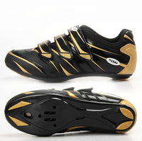Carbon Nylon-fibreglass Teibao Brand Road Sports Ciclismo Shoes Road Bike Cycle Soles Bicycle Riding Athletic Cycling Shoes