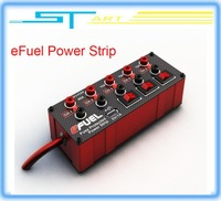 SKYRC eFuel Power Strip with USB Port power supply charger 5 Outputs 40A x2 10A x3 for rc helicopter drones low shipp helikopter