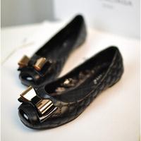 Flat shoes retro sweet single shoes women's shoes princess shoes 658-38