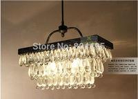 Modern Vintage Crystal Chandelier light aslo for wholesale