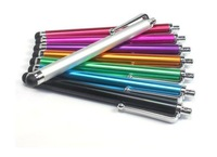 1500pcs/lot Free Shipping Metal Capacitive Pen Stylus Pen Touch Pen For IPAD2 IPHONE4 Cellphone Tablet PC