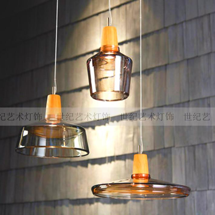 Creative Nordic art crystal chandelier bar restaurant shadow single head small living room chandelier decorative LED lighting(China (Mainland))