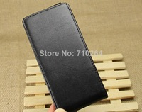 Hot Selling Up-down Flip PU Leather Case For Alcatel One Touch Idol X 6040D, Free Shipping