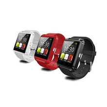 Bluetooth Smart WristWatch U8 U Watch for iPhone 4/4S/5/5S, for Samsung S4/Note 2/Note 3, for HTC Android Phone Smartphones