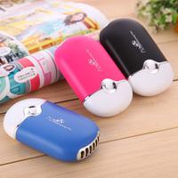 Can charge type mini air conditioner fan cryocooler small fan usb handheld fan mini fan