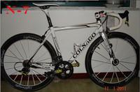 Complete Bike! 2014 RFM007 Colnago C59 N-7 carbon bike carbon road bike frame cyclocross handlebar wheelset T800 sunglasses fork