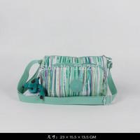 2014 free shipping kip bag women Zip Messenger Bag famous brand bags
