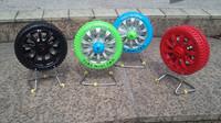 free shipping Gift usb tyre fan wheel fan usb fan usb small fan