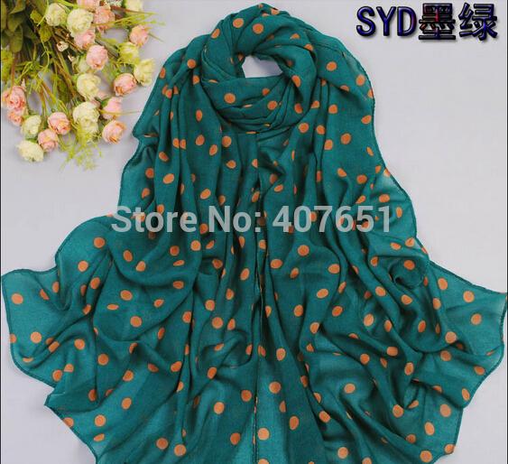 hot venda cachecol mulheres longa onda de ponto Os xales sol do verão na primavera do novo tecido de lã é fiada lenços toalhas de praia(China (Mainland))