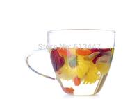 20 sachets skin-care& whitening scented tea,red jujube,wolfberry,chrysanthemum,free shipping