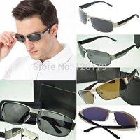 Brand Driving Glasses Polarized Outdoor Sports Men's Sunglasses Goggles Eyewear