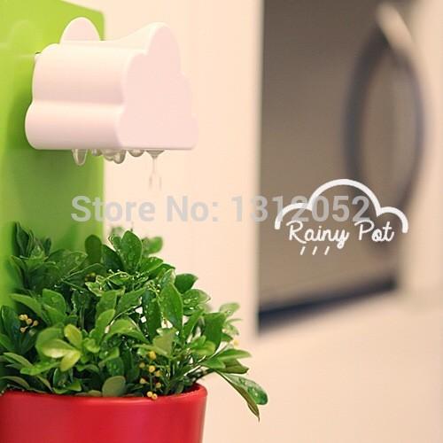 2014 nuova creatività fioriere fioriere nuvole di pioggia pioggia. pentola muro- montato vaso di fiori