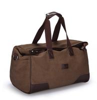 Large capacity one shoulder handbag big bags canvas folding portable travel bag luggage
