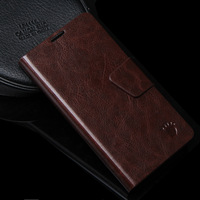 Orginal Brand Luxury Real Genuine Leather Flip Case Cover for lenovo S850 S850T Cover with Retail Package,free shipping