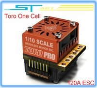 Skyrc Toro One Cell 120A ESC for 1/12 Car Sensored Brushless ESC for remote control car drift car truck buggy low shi helikopter