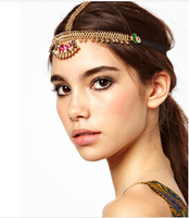 New Arriving Bohemia Tassel Beads Diamond Hair Band Hair Accessories Wholesale Price