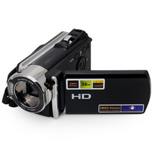 Hot sell 16 MP Mega Pixels Digital DV Camera 16 x Digital Zoom 1920*1080P 2.7″ Display Lithium Battery Mini USB 2.0 OEM HDV-614A