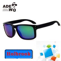 Best Sale Fashion Brand HOLBROOK Sunglasses For Men Outdoor Sport Cycling Glasses Women gafas oculos de sol masculino