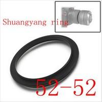 Free shipping + tracking number Shuangyang Macro Ring adapter ring 52-52 52-52 up lap 2 Use mount