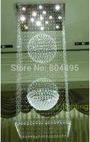 Modern contemporary crystal pendat lamp Rain Drop Chandelier