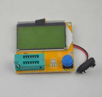 Brand New 1Pcs Mega328 Transistor Tester Diode Triode Capacitance ESR Meter MOS/PNP/NPN L/C/R  Free Shipping !