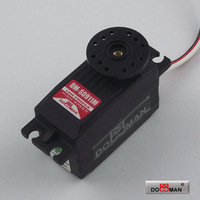 Free shipping DOMAN RC titanium gear digital 9kg low profile servo
