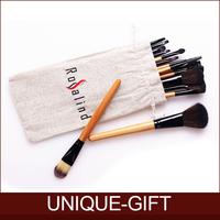 Rosalind New 2014 makeup 18 Pcs Makeup Brushes Set Professional Makeup Brushes & Tools Makeup Brush With Drawstring Bag