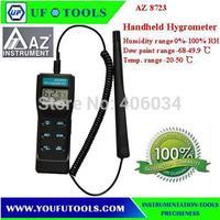 AZ 8723 Handheld  Type Digital Hygrometer -10 - 60 degree