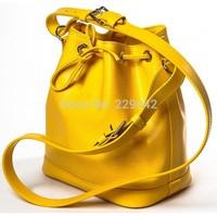 New arrival  nvas Noe BB N41220 cowhide leather handles totes handbag bags  real leather Handbags Totes