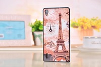 Huawei Ascend P7 Case Cover Fashion Skin TPU Back Cover Free Shipping
