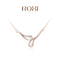 2014 Collar Long Necklace Fashion New Arrival, Genuine Austrian Crystal,fashion Women.party Necklaces,chrismas/birthday Gift