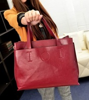 New 2014 fashion genuine leather women's messenger bag women leather handbags leather bags AK287