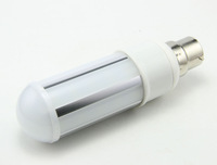 B22 220V 200-240V 230V High Power 12W 9W 7W 5W Cool White Warm White 2835 SMD Energy Saving Corn Light Lamp Bulb Corn 4pcs/lot